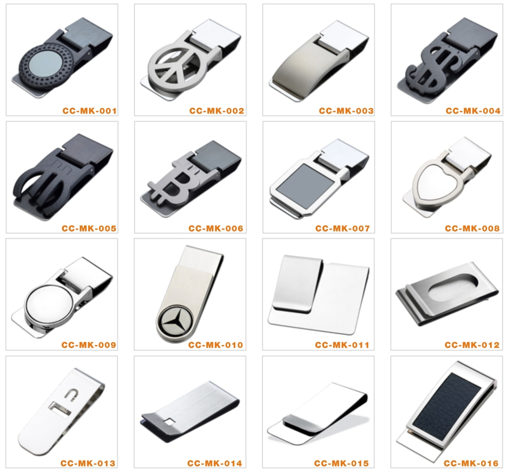 Super Money Clip - promotional products IC97